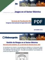 3erCongreso Dia6 9 Arturo_Olivera Peru GESTION RIESGO ELECTRIC