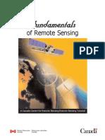Fundamentals of Remote Sensing by KASPAROV Sciencesway.com
