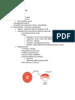 Cardio Vascular Notes