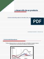 Planeacion y Desarrollo de Un Producto