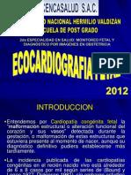 1.- Ecocardiografia Fetal