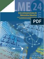 Cabrera y Cantoral(2011))Formacion Socioepistemologica Profesorado