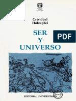 Ser y Universo.