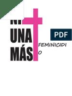 Feminicidio Si (2)