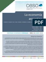 Argentina - Informe Económico Mensual, CESO