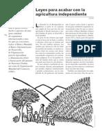 Grain 4109 Leyes Para Acabar Con La Agricultura Independiente