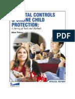 Parental Controls & Online Child Protection: