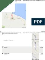 Jalan Sisingamangaraja, Medan, Sumatera Utara, Indonesia to Belawan, Indonesia - Google Maps