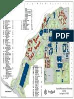 LMU Campus Map Full Color
