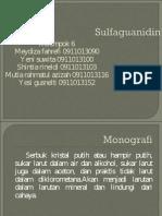 Sulfaguanidin
