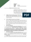 Demanda de Filiacion Extramatrimonial Peru