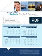 Economic Outlook Central Europe - April 2014