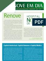 Informativo mensal do Hospital 9 de Julho (Outubro de 2009)