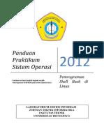 Modul Praktikum So 2012