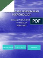 Dasar-dasar Px Mikro