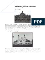 5 Bangunan Bersejarah Di Indonesia