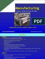 Unmsm Lean Manufacturing