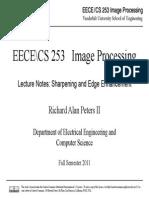 EECE253 09 Sharpening