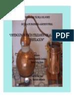 Destilar Pisco
