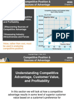 Building Sustained Competitive Advantage