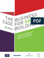 The business case for green building