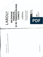 Postel J. - Dictionar de Psihiatrie Si Psihopatologie Clinica
