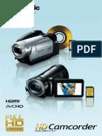 Panasonic SD5 F001987