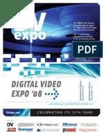 DV 2008 EXPO_Prospectus
