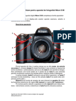 Ghid Utilizare Nikon D80