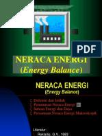 06 Neraca Energi