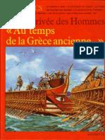 La vie privée des hommes au temps de la Gréce ancienne