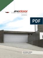 Flexidoor Sectional Doors