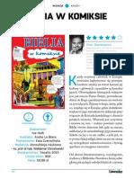Recenzja Magazynu Literdar Biblia w Komiksie
