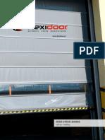 Flexidoor High Speed Doors