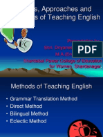 methodsapproachesandtechniquesofteachingenglish-120908094302-phpapp02