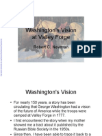 Washingtons Vision
