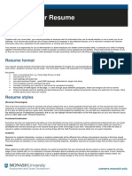 How to write your resume.pdf