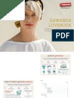 DAWANDA ES Lovebook Spring/Summer 2014