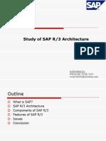 Sap r 3 Architecture