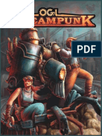 d20 Steampunk OGL RPG