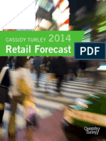 Cassidy Turley - Retail Forecast 2014