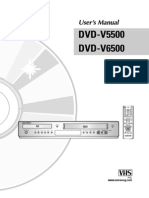 DVD V6500