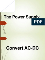 The Power Supply 1