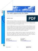 The MPS opportunity for SMBs