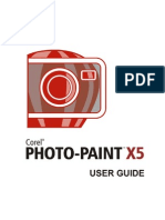 Corel Photo-paint User Guide