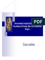 Moneda Curs14 Instrumente Moderne de Plata - Cardul