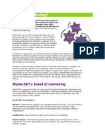 What is Mentoring-2003