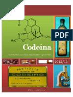 Descubrimiento de la codeína