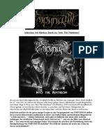Empyrium Im Interview