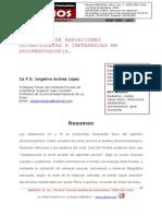 APLICACIÓN DE RADIACIONES ULTRAVIOLETAS E INFRARROJAS EN DOCUMENTOSCOPIA